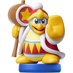 FIGURINE DE JEU Roi Dadidou amiibo Figure (Série Kirby)