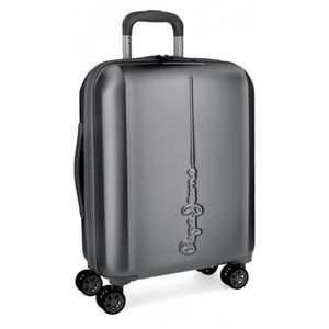 VALISE - BAGAGE Valise de cabine Pepe Jeans Cambridge Anthracite r