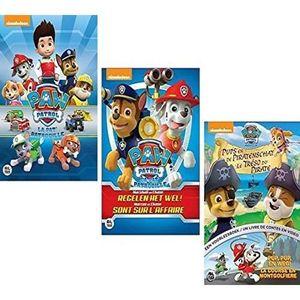 DVD DESSIN ANIMÉ La Pat Patrouille 1+2+3 (DVD)