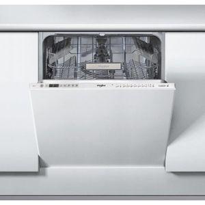 LAVE-VAISSELLE Whirlpool WIO 3O33 DE, Entièrement intégré, Taille