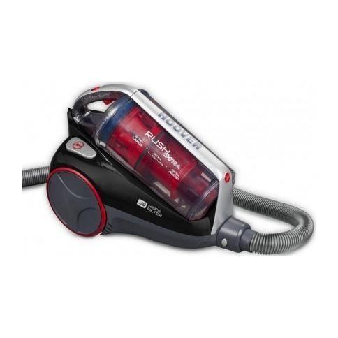 HOOVER RE71_RE07 Aspirateur traîneau sans sac - 87 dB - A - Noir