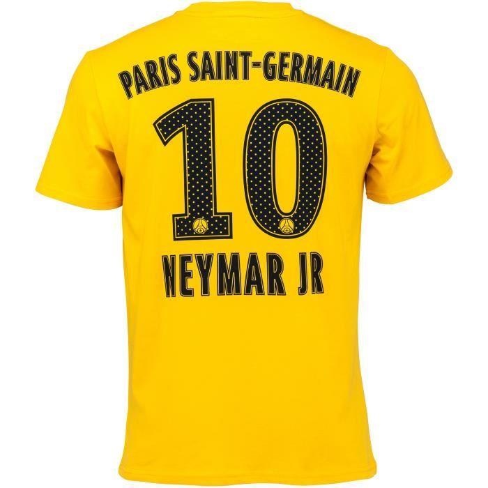 tee shirt foot neymar