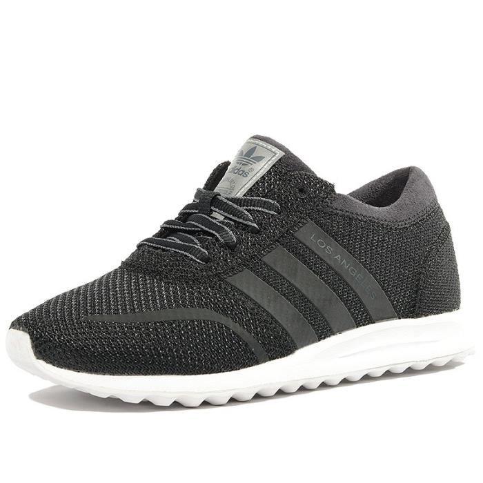 Adidas Garçon Angeles Chaussures Noir Los Fille XTqf0PSvw