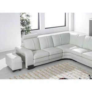 canape 8 places cuir achat vente pas cher. Black Bedroom Furniture Sets. Home Design Ideas