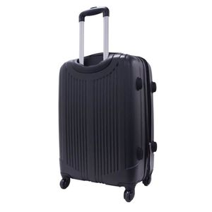 52f5df0c9a3 ... VALISE - BAGAGE Valise Moyenne 65cm - ALISTAIR Airo - ABS ultra lé ...
