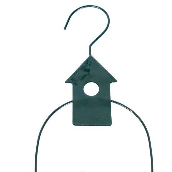 b80527d15514bf Mangeoire à oiseaux cylindrique à suspendre pour boule de graisse Nichoir -  Achat   Vente carillon à vent Mangeoire à oiseaux - Cdiscount