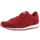 Converse - Converse Chaussures Homme Rouge Aucklan