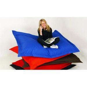 coussin de sol exterieur achat vente coussin de sol exterieur pas cher soldes d s le 10. Black Bedroom Furniture Sets. Home Design Ideas