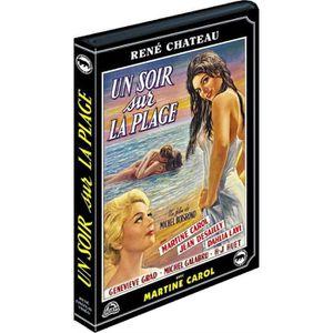 DVD FILM UN SOIR SUR LA PLAGE