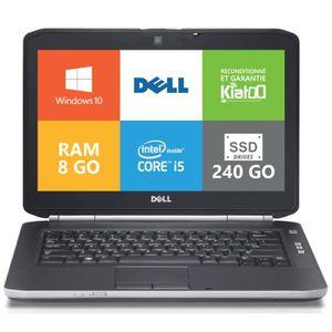 ORDINATEUR PORTABLE ordinateur portable dell latitude e 6420 core i5 8