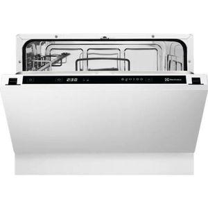 lave vaisselle encastrable electrolux achat vente pas cher cdiscount. Black Bedroom Furniture Sets. Home Design Ideas