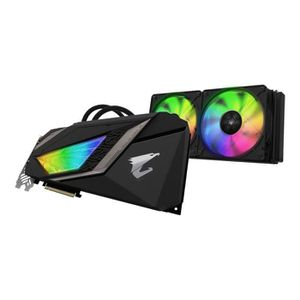 CARTE GRAPHIQUE INTERNE Gigabyte AORUS GeForce RTX 2080 Ti XTREME WATERFOR
