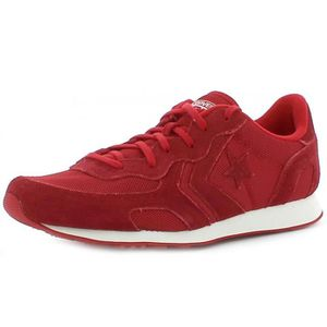 CHAUSSURES MULTISPORT Converse - Converse Chaussures Homme Rouge Aucklan