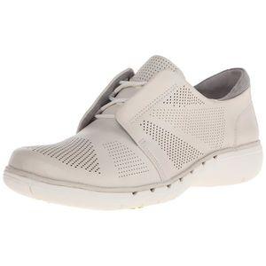 De D4o2r Pour Chaussures Femme Blanc Sans Voltra Marche Clarks 4ZqBRwp5q