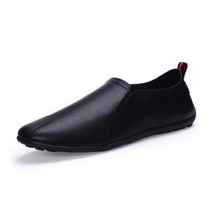 Mocassin Hommes Ete Detente Mode Chaussures FXG-XZ76Vert38 CB6Gdj4Y