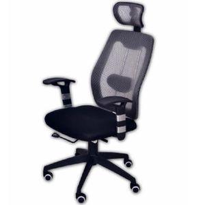 fauteuil de bureau avec repose tete achat vente pas cher. Black Bedroom Furniture Sets. Home Design Ideas