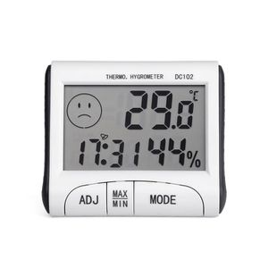 Thermometre digital interieur achat vente thermometre for Thermometre interieur precis