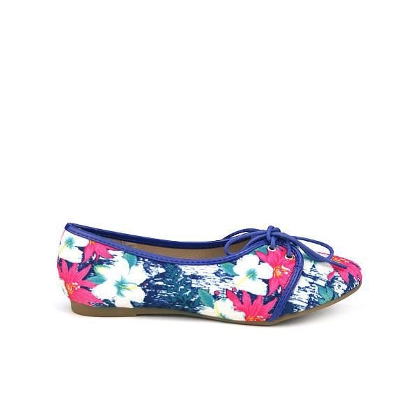 Ballerines Violet Chaussures Femme, Cendriyon