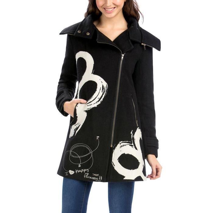 Manteau femme desigual destockage