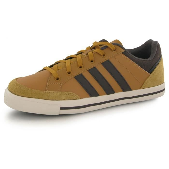 Adidas Neo Cacity marron, baskets mode homme Marron Achat