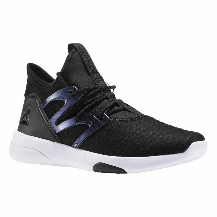 3e6235efcda Bottes Chaussures femme Reebok Hayasu Ltd Noir Noir - Achat   Vente ...