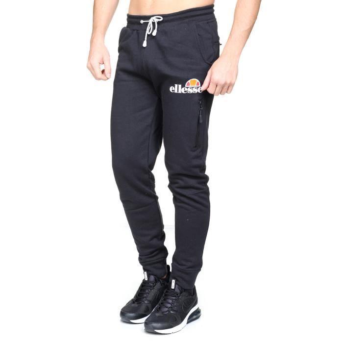 Jogging Ellesse Eh H Pant Molleton Classi Noir Noir Noir - Achat ... fc8ac9d720a