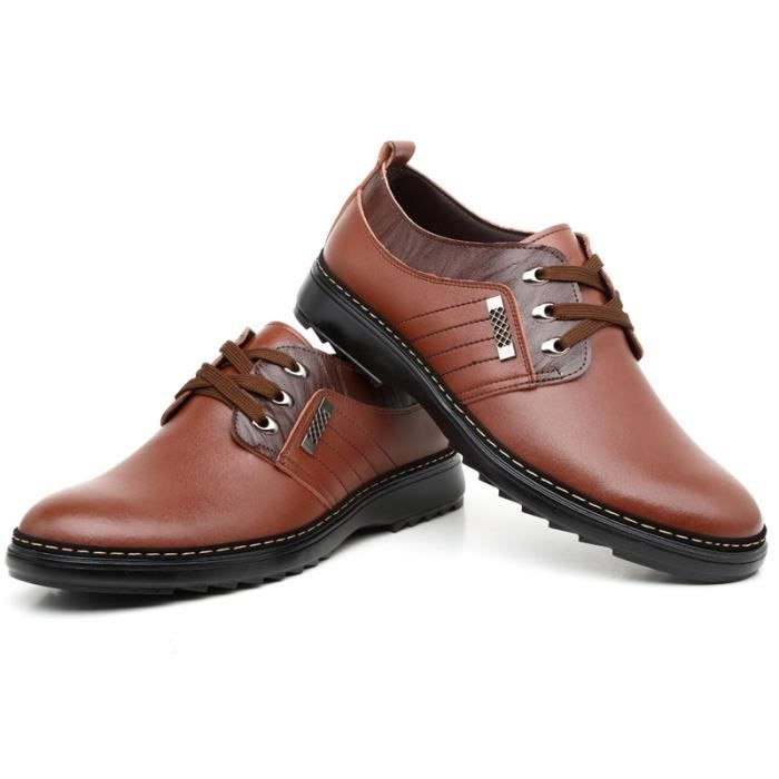 Chaussures Derby cuir Homme