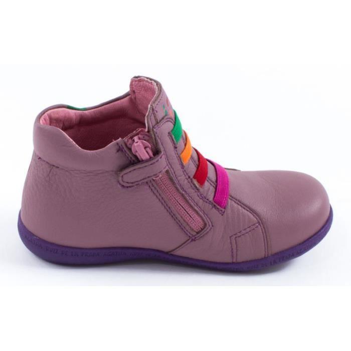 Boots rose Agatha Ruiz de la Prada 151934C