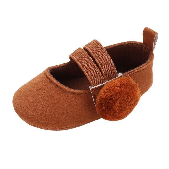 Bb n Chaussures Nouveau Douce Marronmho Enfants Semelle Enfant Lzp80516141bw Nourrisson Marron Fille Fxnqrw0F8