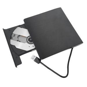 LECTEUR DVD Graveur de DVD USB 3.0 DVD-RW pour macbook