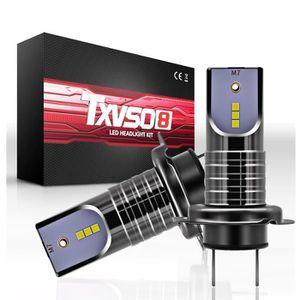 PHARES - OPTIQUES CSP M7-H7 6400LM LED Kit de conversion voiture pha