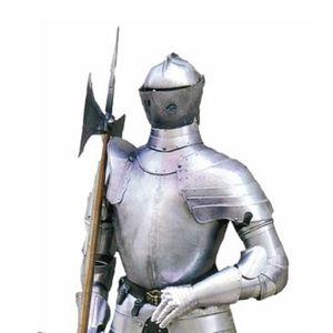 """BUSTE - MANNEQUIN Armure médiéval du XVI ème siècle d'hallebardier """""""
