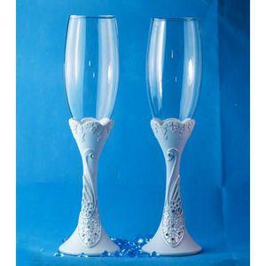 verre a champagne mariage achat vente pas cher. Black Bedroom Furniture Sets. Home Design Ideas