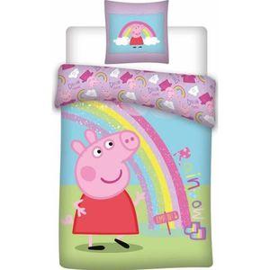 HOUSSE DE COUETTE SEULE Peppa Pig - Parure de lit - housse de couette Pepp