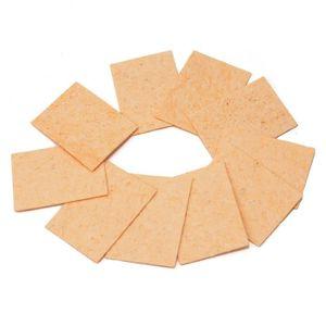 FER - POSTE A SOUDER 10 Pcs Nouveau Éponge Nettoyage 50 * 35 * 1mm Pr S