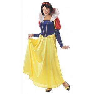 DÉGUISEMENT - PANOPLIE Costume Blanche-Neige Femme
