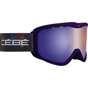Masque masque de ski lunettes de sport avec bande Violet Violet Vc3ZQiOEQ