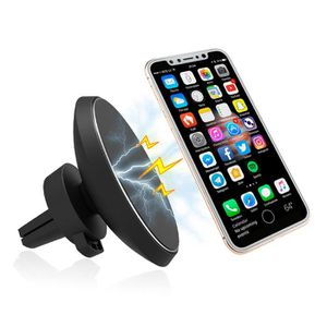 Support voiture qi iphone