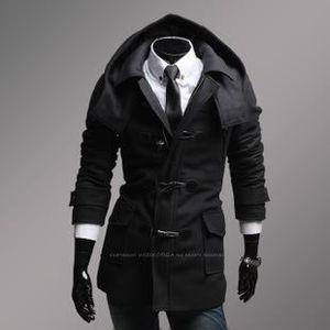 manteau homme long achat vente manteau homme long pas cher cdiscount. Black Bedroom Furniture Sets. Home Design Ideas
