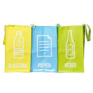sacs poubelles pour tri selectif achat vente pas cher. Black Bedroom Furniture Sets. Home Design Ideas