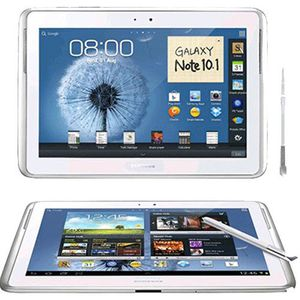 TABLETTE TACTILE Samsung N8010 Note 10.1 16GB blanc