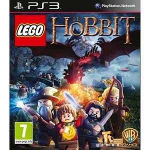 JEU PS3 LEGO: The Hobbit (with Side Quest Character Pack D