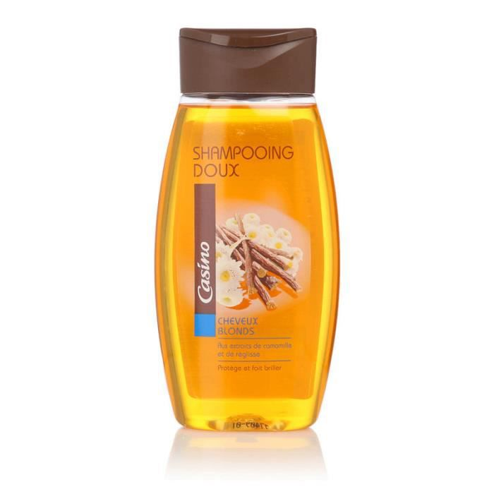 Shampooing Doux Cheveux Blond - 250ml