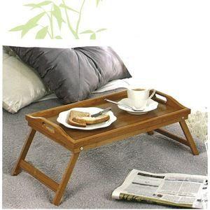 plateau petit d jeuner en bambou achat vente plat de. Black Bedroom Furniture Sets. Home Design Ideas