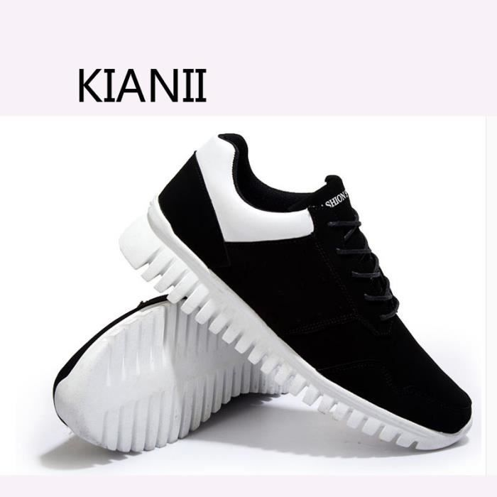Basket Chaussures Homme Blanc-2016