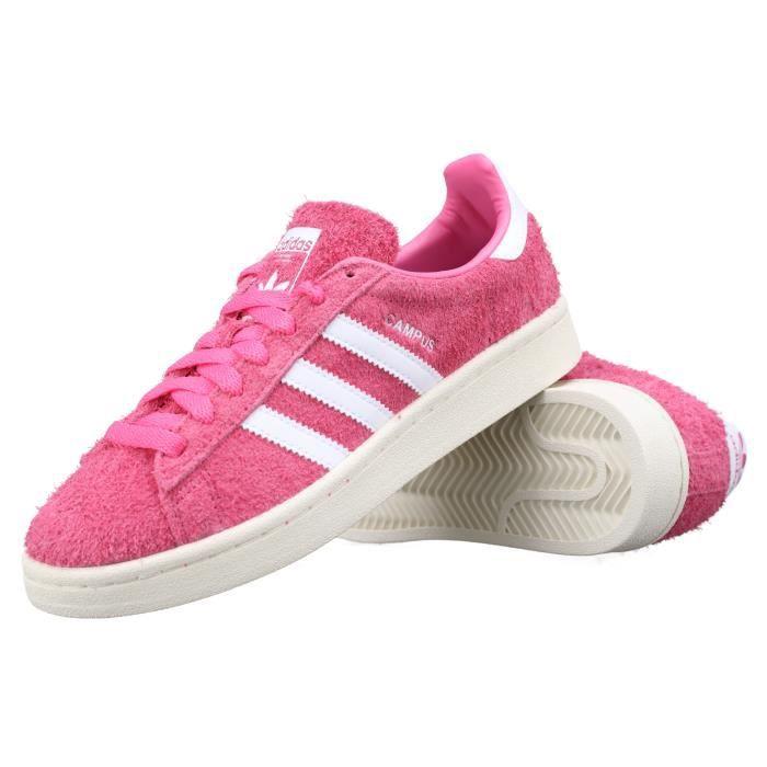 premium selection 22527 3b3bb Basket Adidas Campus Bz0069 Rose