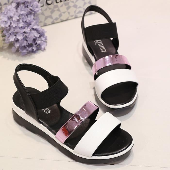 Sandales Femmes Mode d'été Plage