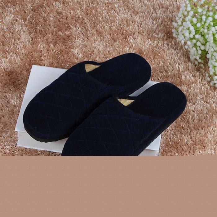 Décontractées Chausson Homme Qualité SupéRieure Chaussons Nouvelle Mode Chaussures Confortable 39-44 5LwaA