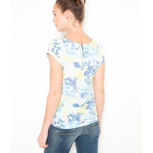 Shirt Pas T Cher Femme Camaieu Achat Vente qwZAOadf