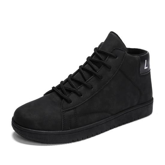 Homme Skate Shoes Montantes Chaussures Mode Basket Chaussure O8wn0PXk